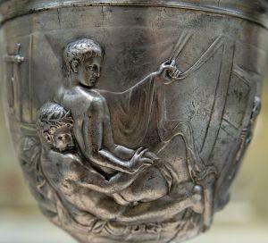 Այրասեր տղամարդիկ Հին Հռոմում